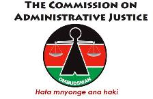Commission on Administrative Justice Logo
