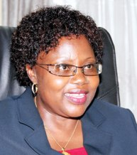 Picture of Controller of Budget Agnes Nangila Odhiambo courtesy the standardmediadotcodotke