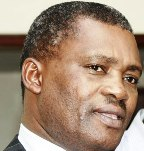 Picture of Justin Muturi Speaker of the National Assembly